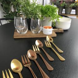 Cutlery + Servers